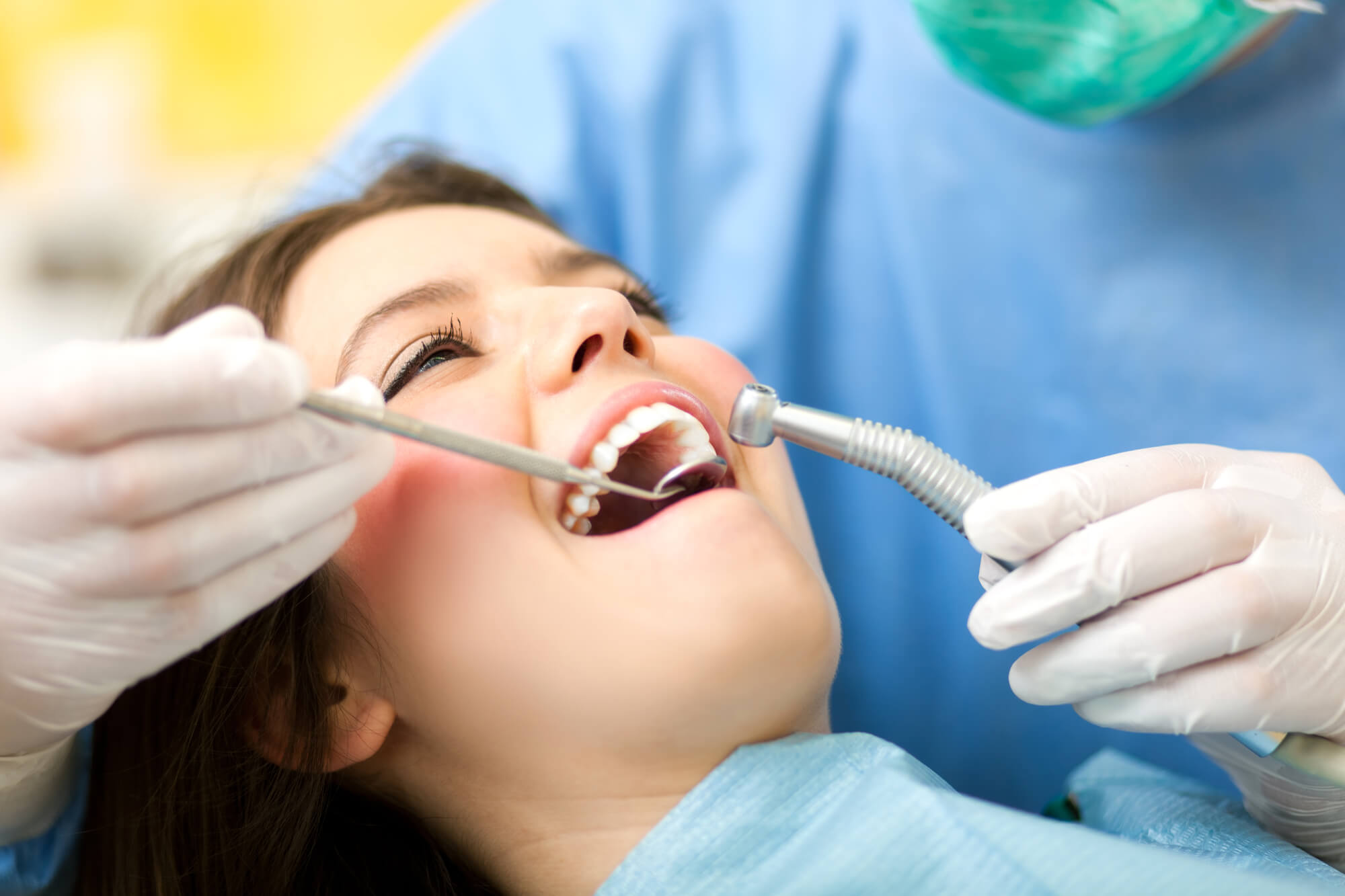 who offers a root canal Greenville sc?