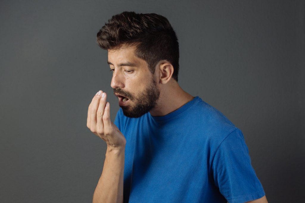 bad breath emergency dentist Greenville SC